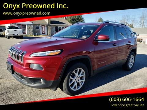 2015 Jeep Cherokee for sale in Hooksett, NH