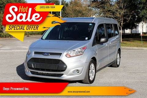 2016 Ford Transit Connect Wagon for sale in Hooksett, NH