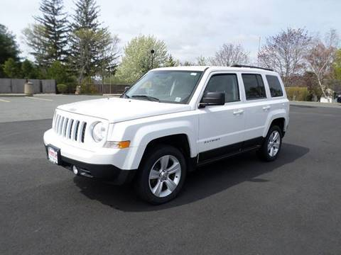2012 Jeep Patriot for sale in Hooksett, NH