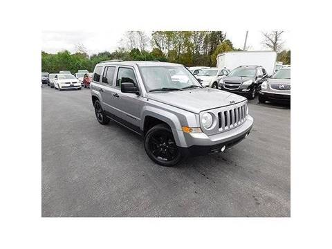 2015 Jeep Patriot for sale in Hooksett, NH