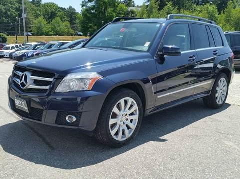 2011 Mercedes-Benz GLK for sale in Hooksett, NH