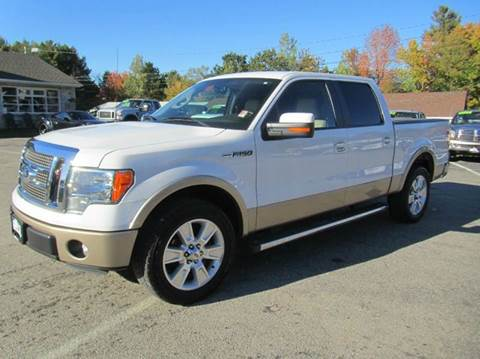 2011 Ford F-150 for sale in Hooksett, NH