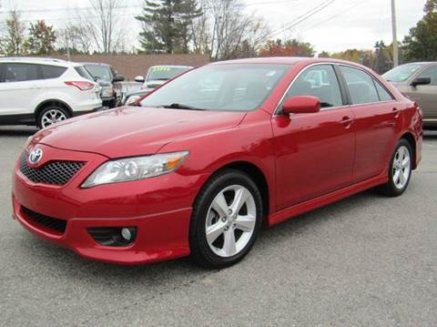 2010 Toyota Camry for sale in Hooksett, NH