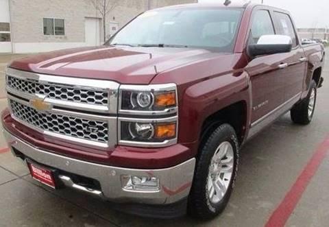 2014 Chevrolet Silverado 1500 for sale in Hooksett, NH
