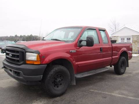 2001 Ford F-250 Super Duty for sale in Hooksett, NH