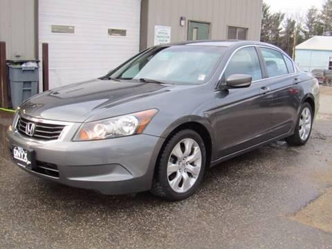 2010 Honda Accord for sale in Hooksett, NH