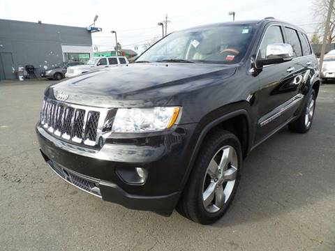 2012 Jeep Grand Cherokee for sale in Hooksett, NH
