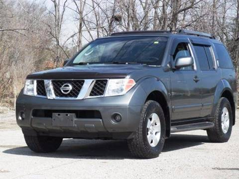 2007 Nissan Pathfinder for sale in Hooksett, NH