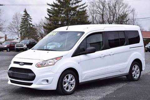 2014 Ford Transit Connect Wagon for sale in Hooksett, NH