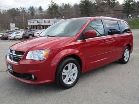 2012 Dodge Grand Caravan for sale in Hooksett, NH