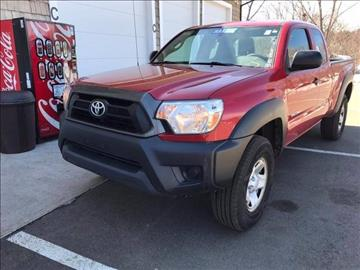 2012 Toyota Tacoma for sale in Hooksett, NH
