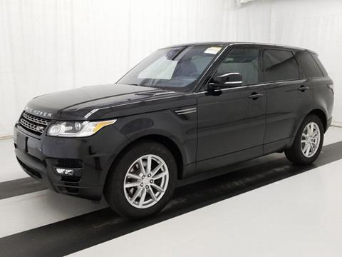 2016 Land Rover Range Rover Sport for sale in Rahway, NJ