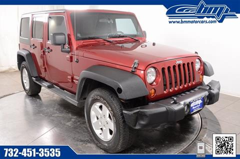 2012 Jeep Wrangler Unlimited for sale in Rahway, NJ