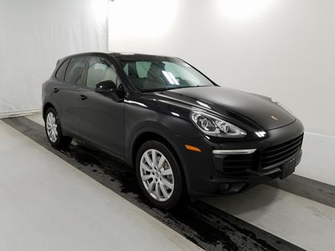 2015 Porsche Cayenne for sale in Rahway, NJ