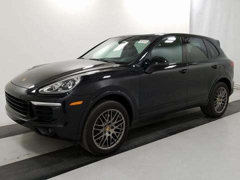 2017 Porsche Cayenne for sale in Rahway, NJ