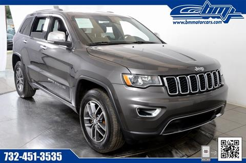 2018 Jeep Grand Cherokee for sale in Rahway, NJ