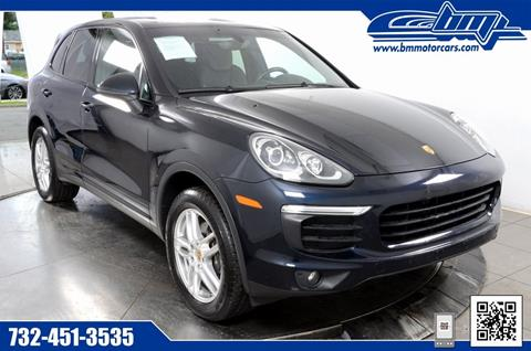 2016 Porsche Cayenne for sale in Rahway, NJ