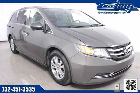 2016 Honda Odyssey for sale in Rahway, NJ