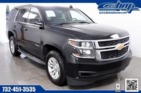2018 Chevrolet Tahoe for sale in Rahway, NJ