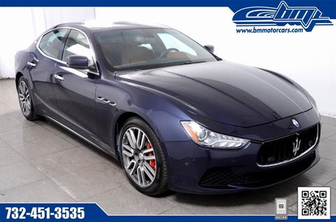 2016 Maserati Ghibli for sale in Rahway, NJ