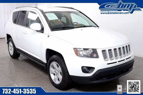 2016 Jeep Compass for sale in Rahway, NJ