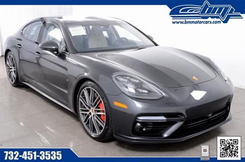 2017 Porsche Panamera for sale in Rahway, NJ