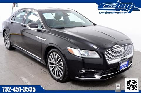 2019 Lincoln Continental for sale in Rahway, NJ