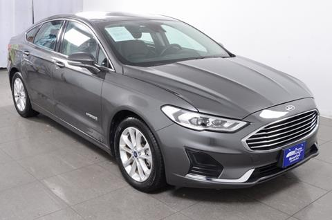 2019 Ford Fusion Hybrid for sale in Rahway, NJ
