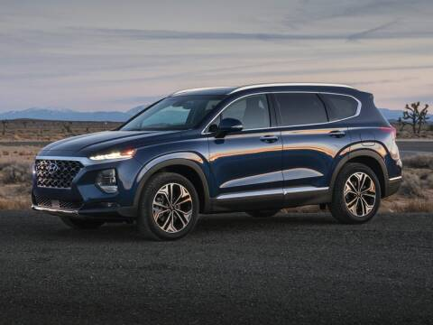 2019 Hyundai Santa Fe SE 2.4L for sale at BM Motor Cars in Rahway NJ