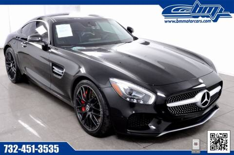 2016 Mercedes-Benz AMG GT S for sale at BM Motor Cars in Rahway NJ