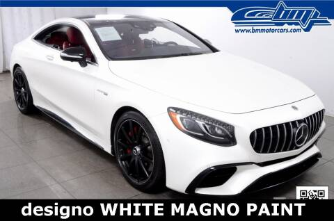 2019 Mercedes-Benz S-Class AMG S 63 for sale at BM Motor Cars in Rahway NJ