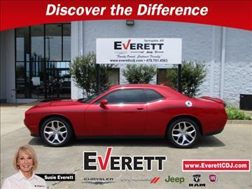 2015 Dodge Challenger for sale in Springdale, AR