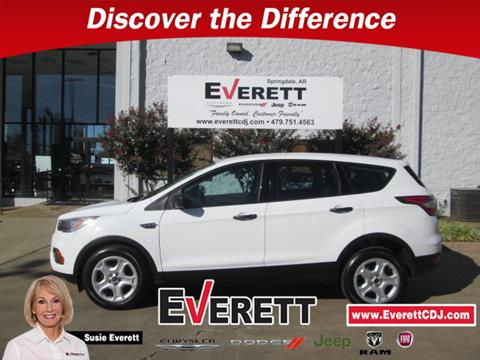 2017 Ford Escape for sale in Springdale, AR