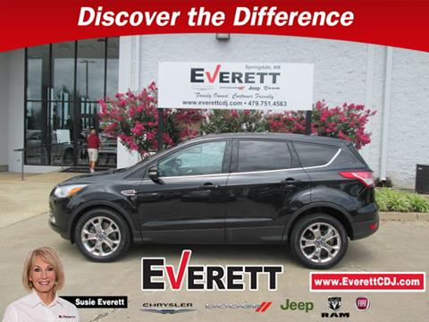 2013 Ford Escape for sale in Springdale, AR