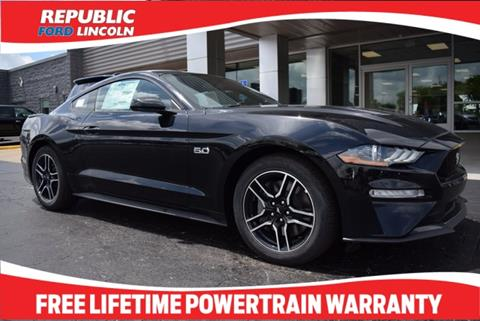 2019 Ford Mustang for sale in Republic, MO