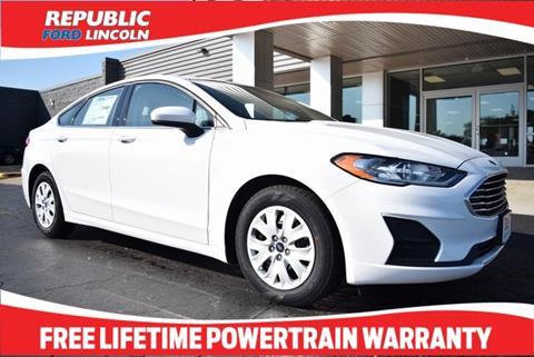 2019 Ford Fusion for sale in Republic, MO