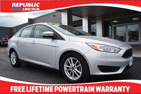 2016 Ford Focus for sale in Republic, MO