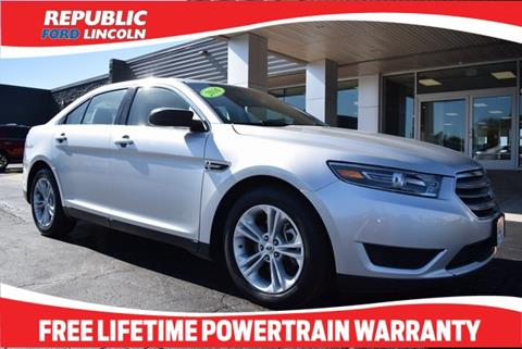 2016 Ford Taurus for sale in Republic, MO