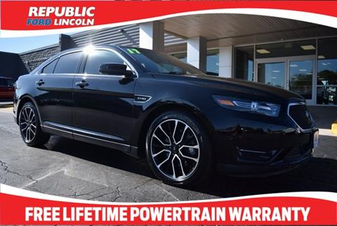 2017 Ford Taurus for sale in Republic, MO
