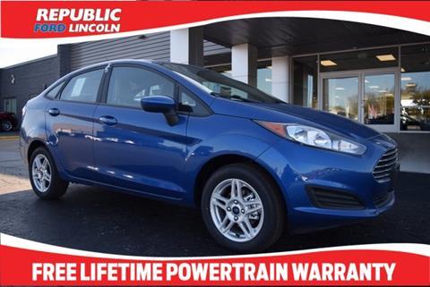 2019 Ford Fiesta for sale in Republic, MO