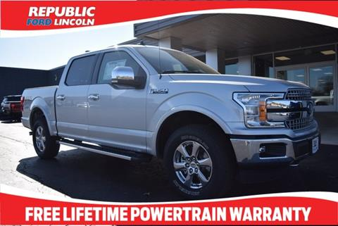 2019 Ford F-150 for sale in Republic, MO