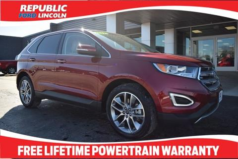 2017 Ford Edge for sale in Republic, MO