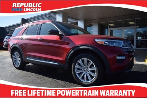 2020 Ford Explorer for sale in Republic, MO