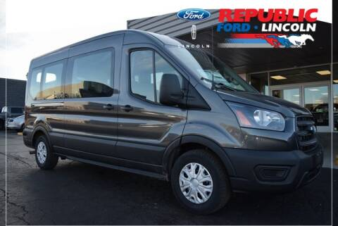2020 Ford Transit Passenger for sale in Republic, MO