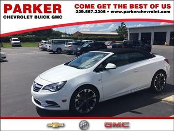 2016 Buick Cascada for sale in Ashburn, GA