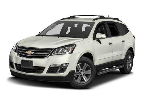 2016 Chevrolet Traverse for sale in Ashburn, GA