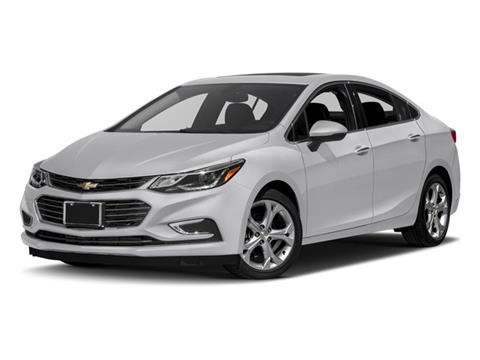 2017 Chevrolet Cruze for sale in Ashburn, GA