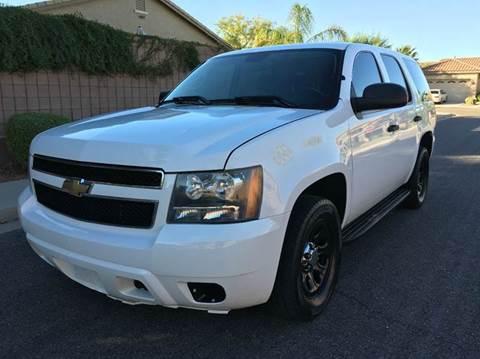 2007 Chevrolet Tahoe for sale at MT Motor Group LLC in Phoenix AZ