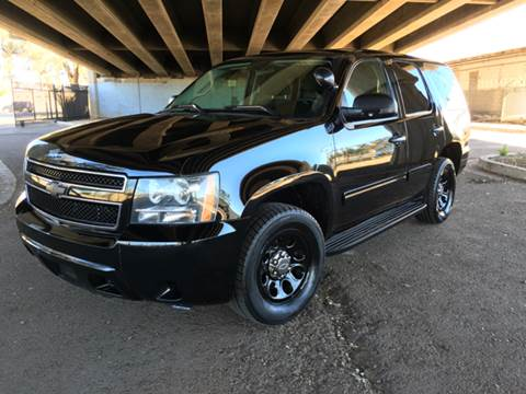 2010 Chevrolet Tahoe for sale at MT Motor Group LLC in Phoenix AZ