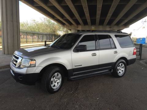 2007 Ford Expedition for sale at MT Motor Group LLC in Phoenix AZ